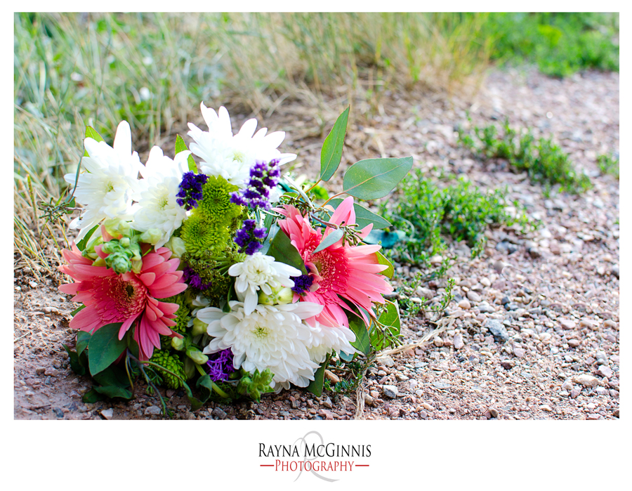 Wedding Photography at Eldorado Canyon State Park Bouquet by Rayna McGinnis Wedding Photography