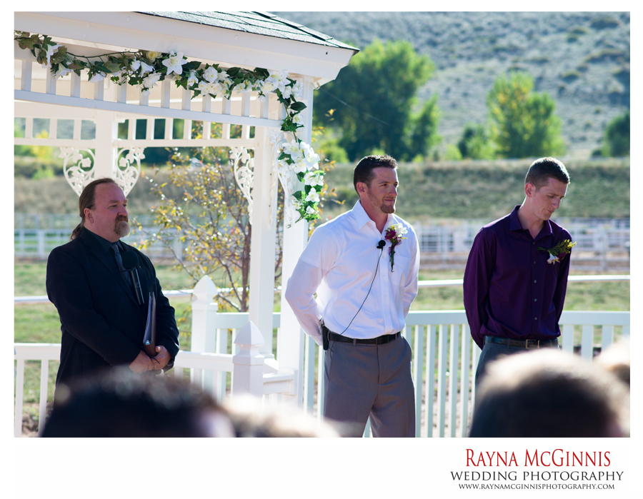Ellis Ranch Wedding Photography by Rayna McGinnis