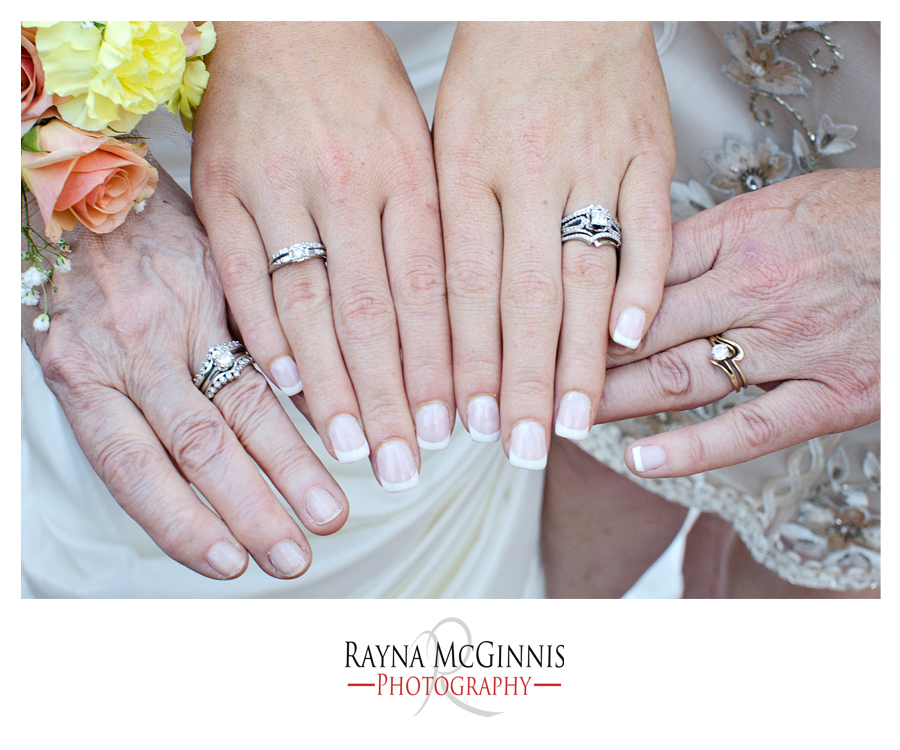 Four Generations Ring Shot