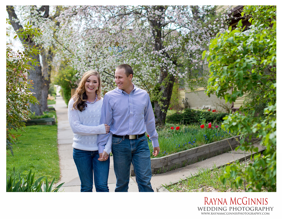 Golden Engagement Photography by Rayna McGinnis