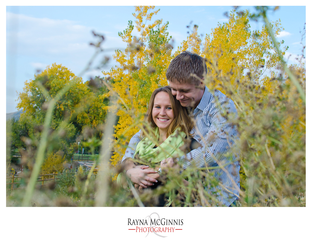 Golden Engagement Photography Session