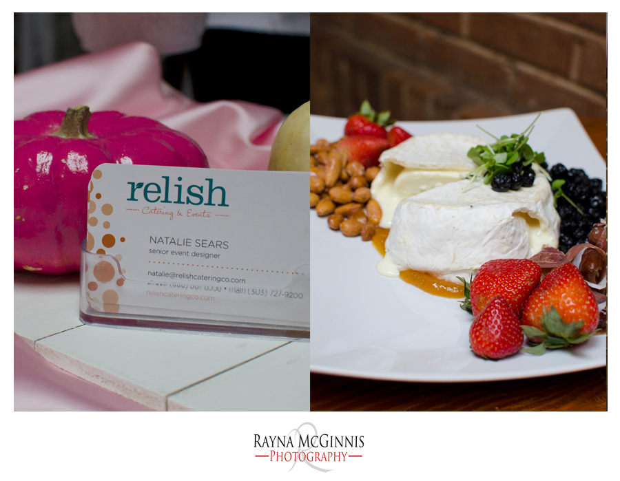 Relish Catering at The Lionsgate Event Center Bridal Show