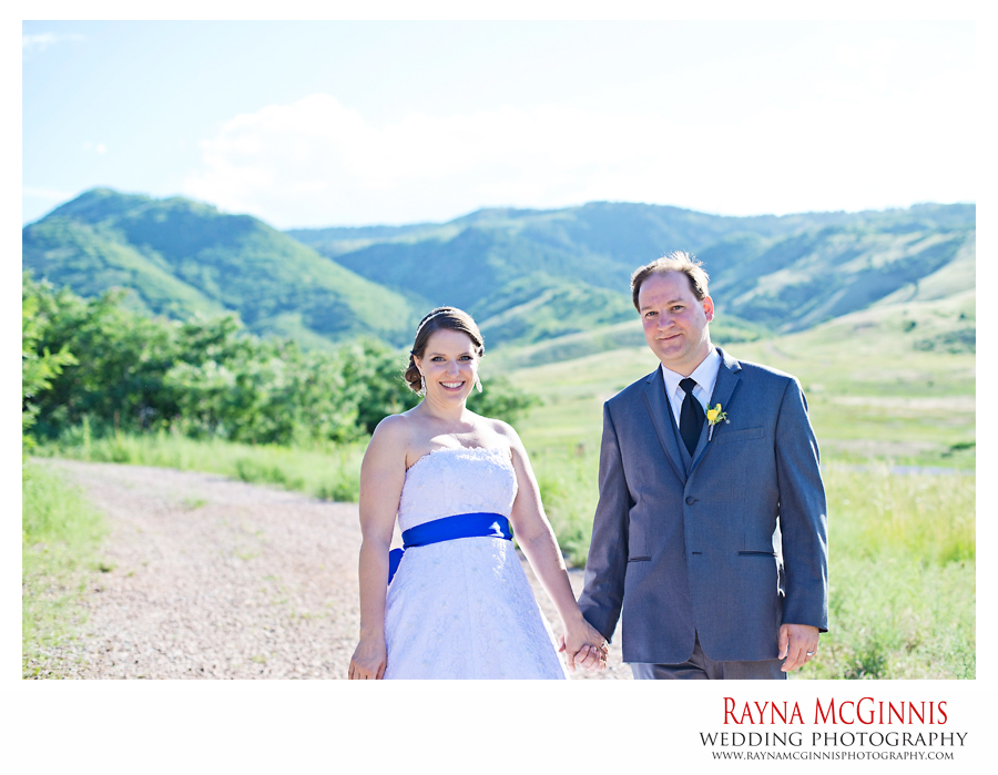 Littleton Couple's Portraits by Rayna McGinnis Photography