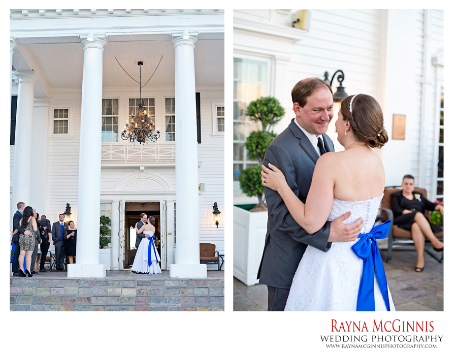 First Dance at the Manor House in Littleton, Colorado