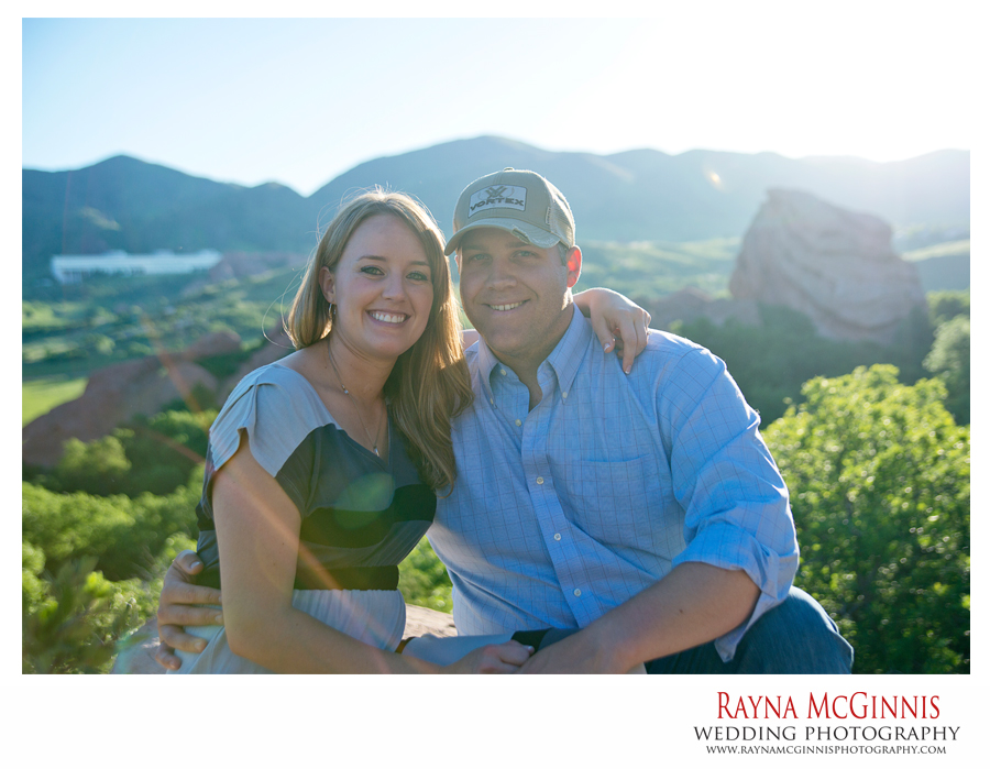 Littleton Engagement Photography at South Valley Park