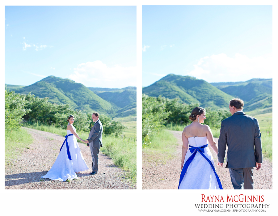 Bridal Portraits at the Manor House in Littleton