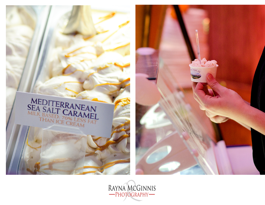 Wedding Wars Bridal Show with Gelato