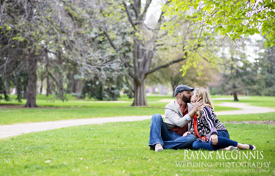 Denver City Park Engagement Photography by Rayna McGinnis