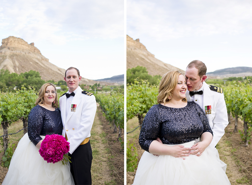 Palisade Wedding Photography - Amy and Tom