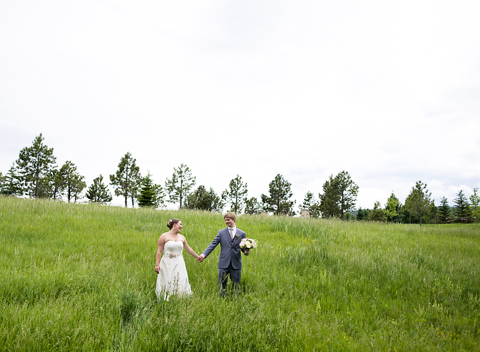 Spruce Mountain Ranch Wedding Photography at Alberts Lodge