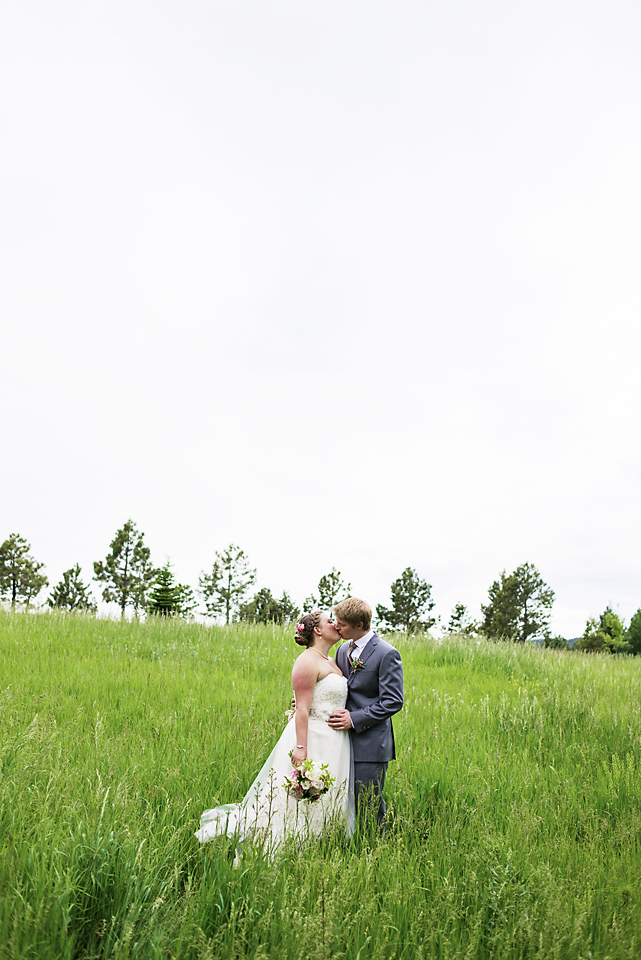 Spruce Mountain Ranch Wedding Photography - Couples Photos by Rayna McGinnis