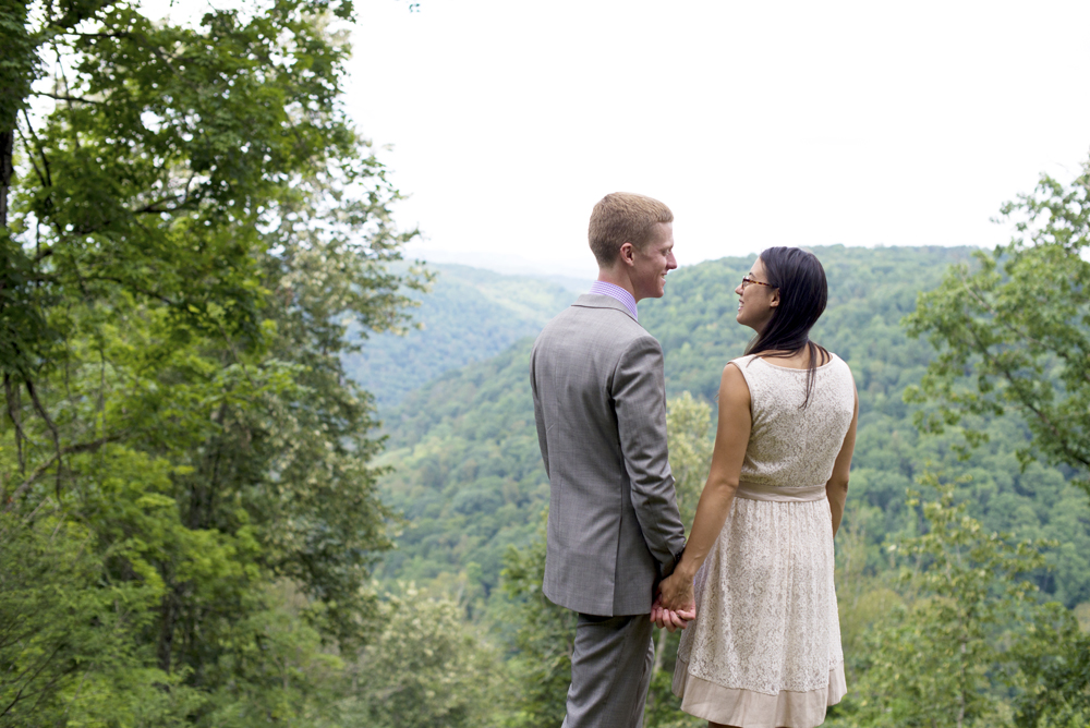 New River Gorge Rock Climbing Wedding