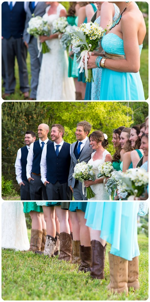 Loveland Wedding Photographer - Bridal Party