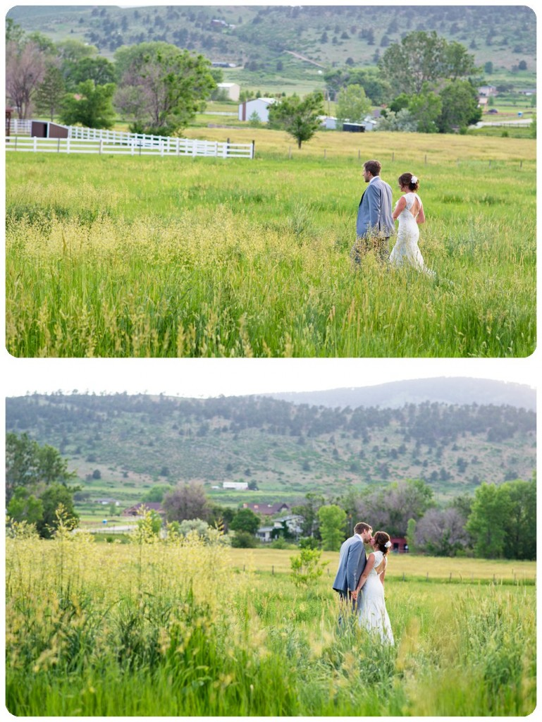 Loveland Wedding Photographer - Couple's Portraits by Rayna McGinnis