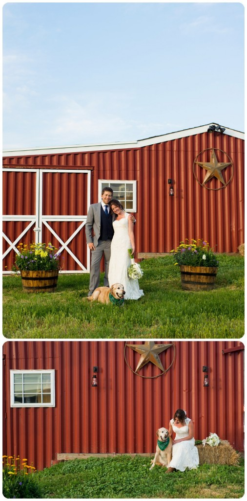 Family Photos at Loveland Colorado Wedding