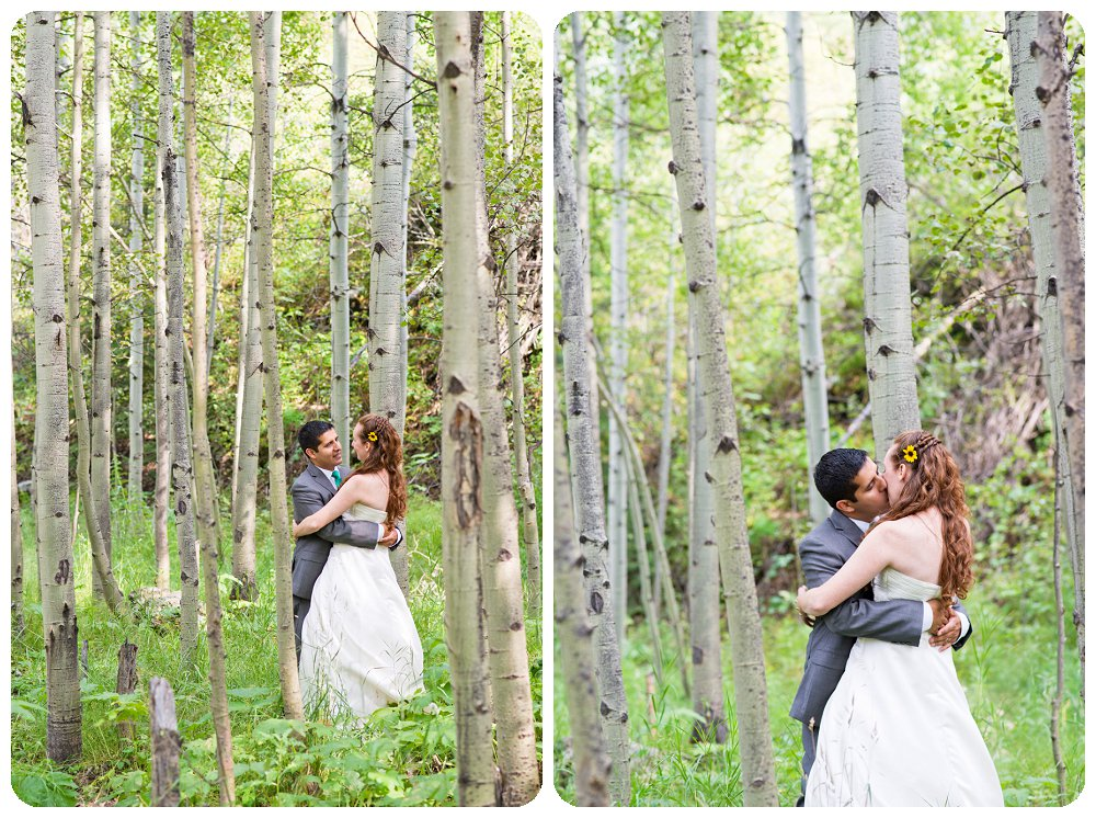 Golden Gate Canyon State Park Wedding Photography by Rayna McGinnis
