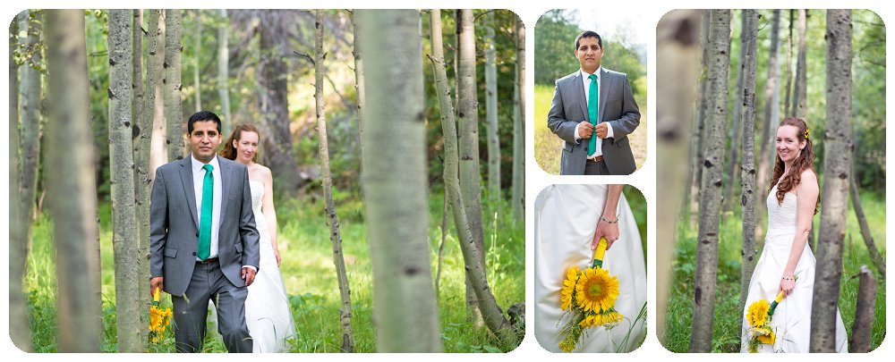 Golden Gate Canyon Wedding at the Red Barn