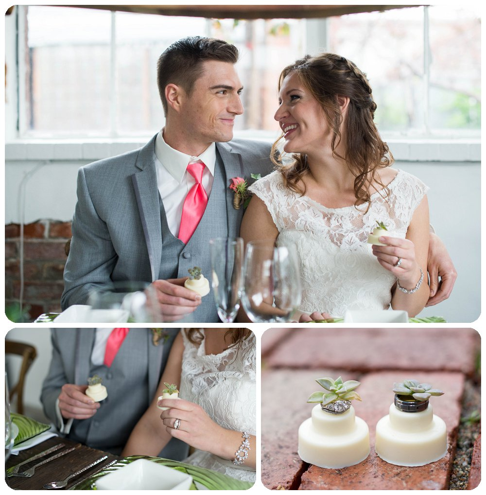 Succulent Styled Shoot by Blanc Denver Wedding Photographer Rayna McGinnis