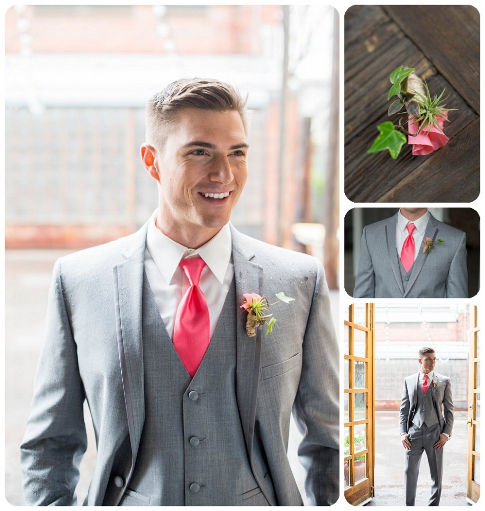 Blanc Denver Wedding Photography - Groom details