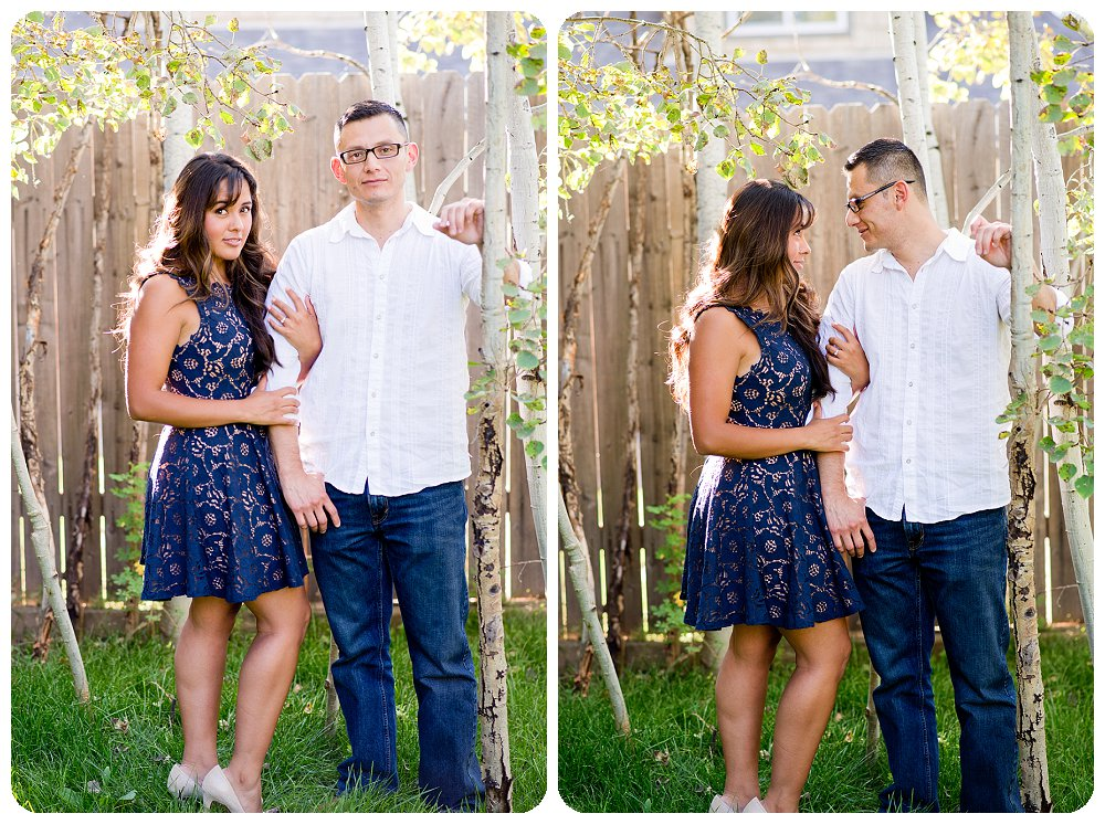 Denver Engagement Session at Steam Espresso Bar by Denver Engagement Photographer Rayna McGinnis