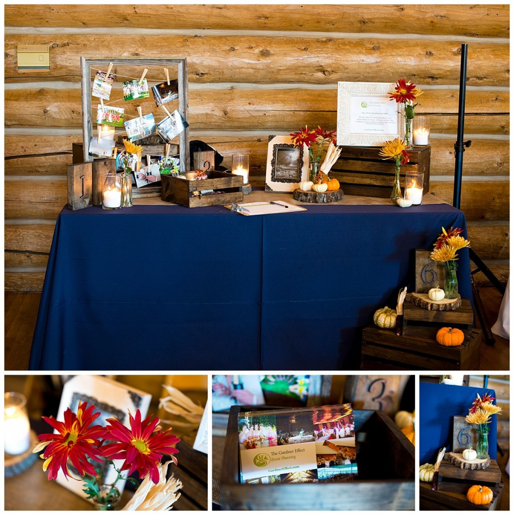 The Gardner Effect, Colorado Wedding Planners - at the Evergreen Lake House Wedding Show