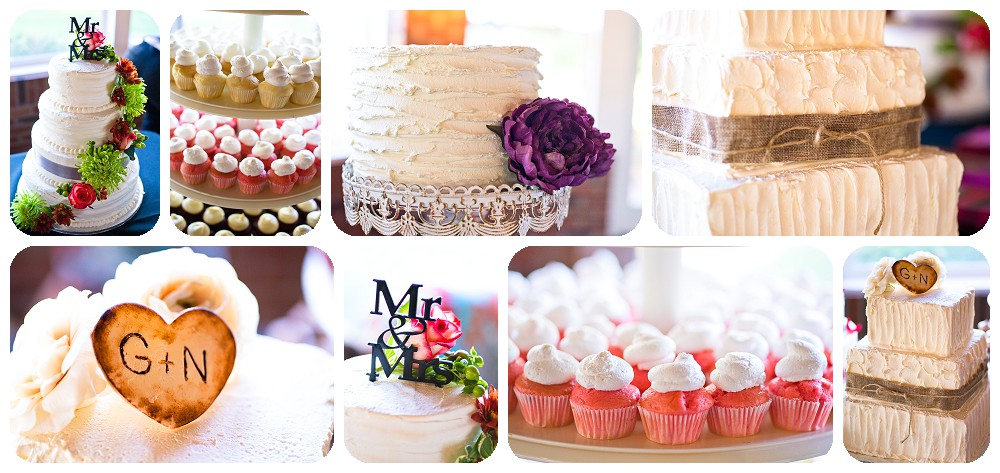 La Momo Maes Bakery at Lionsgate Wedding Showcase