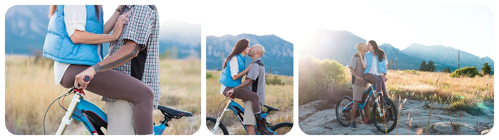 Boulder Engagement Session Locations - Marshall Mesa