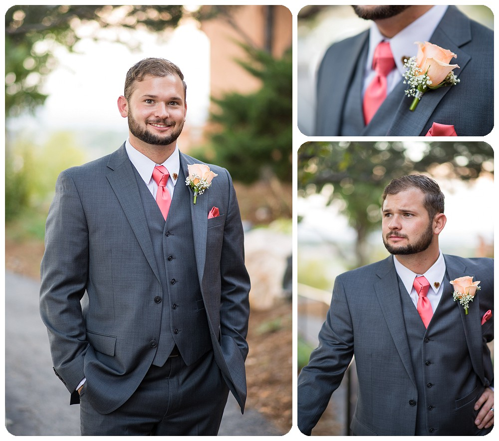 Groom Portraits by Rayna McGinnis photography