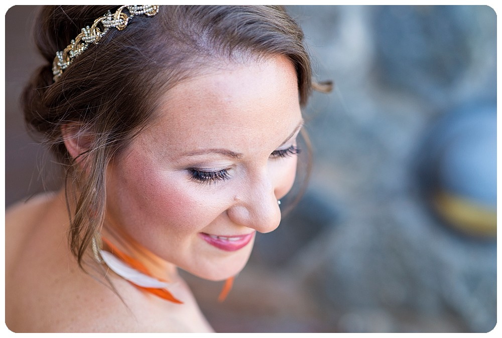 Wedding hair and make up by KimJ beauty