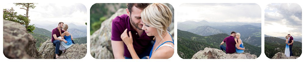 What to wear to your engagement session example by Rayna McGinnis Photography