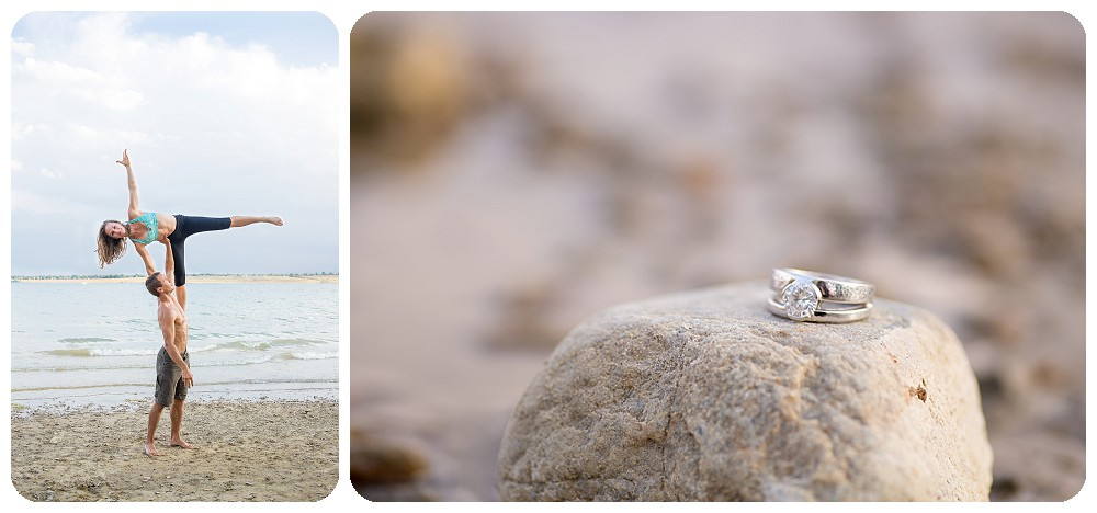 Engagement ring by Denver Engagement Photographer, Rayna McGinnis