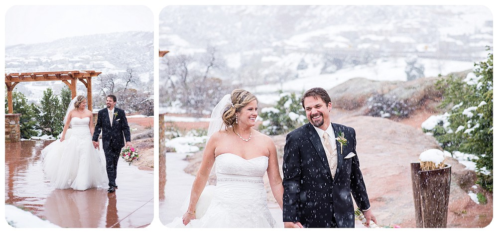 Colorado Wedding Photos at Willow Ridge Manor