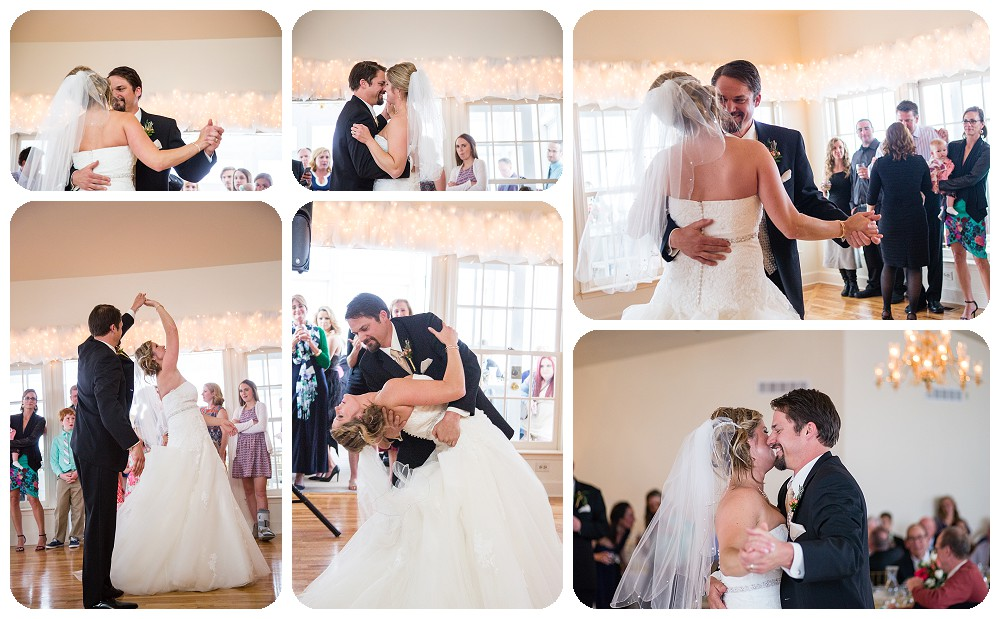 First Dance at Willow Ridge Manor Wedding