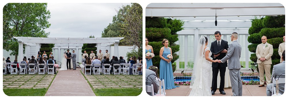 Lionsgate Event Center Wedding at the Gatehouse