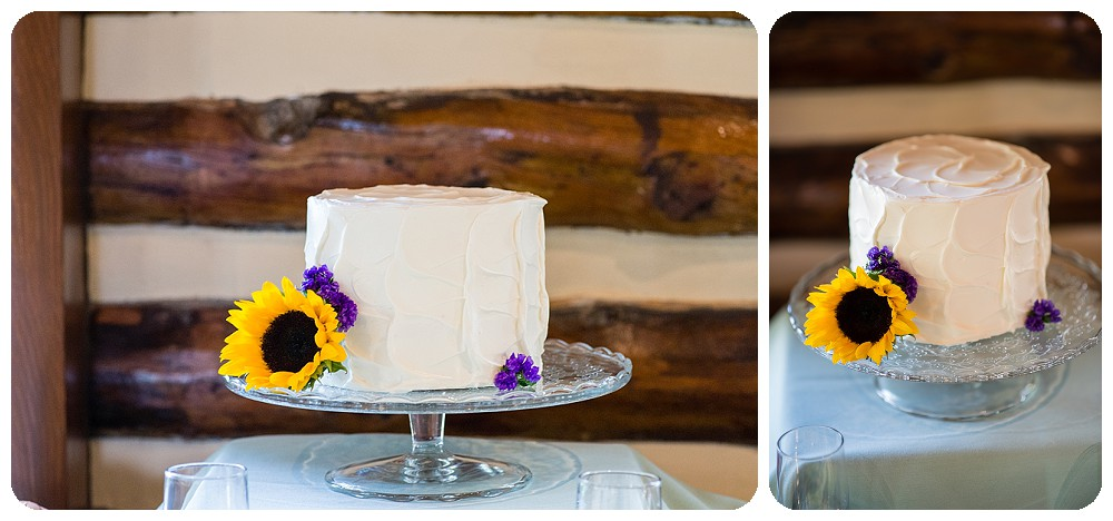 Wedding cake by Gateaux Pasteries