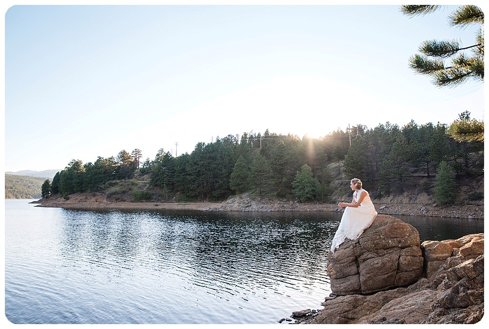 Wedding Photography in Nederland Colorado