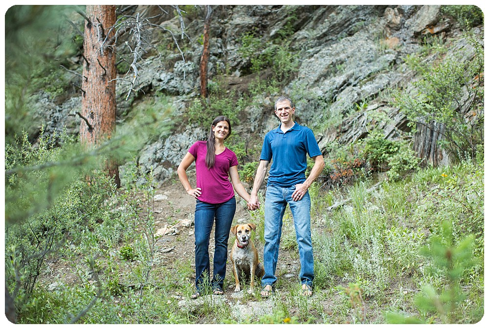 Family Photos by Ashley McKenzie Photography in Evergreen, Colorado