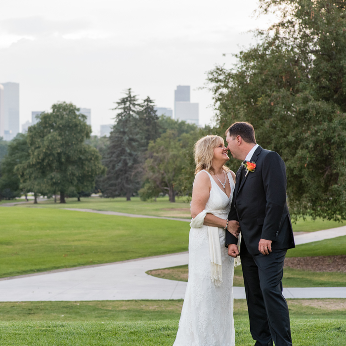 Denver Elopement Photography at City Park