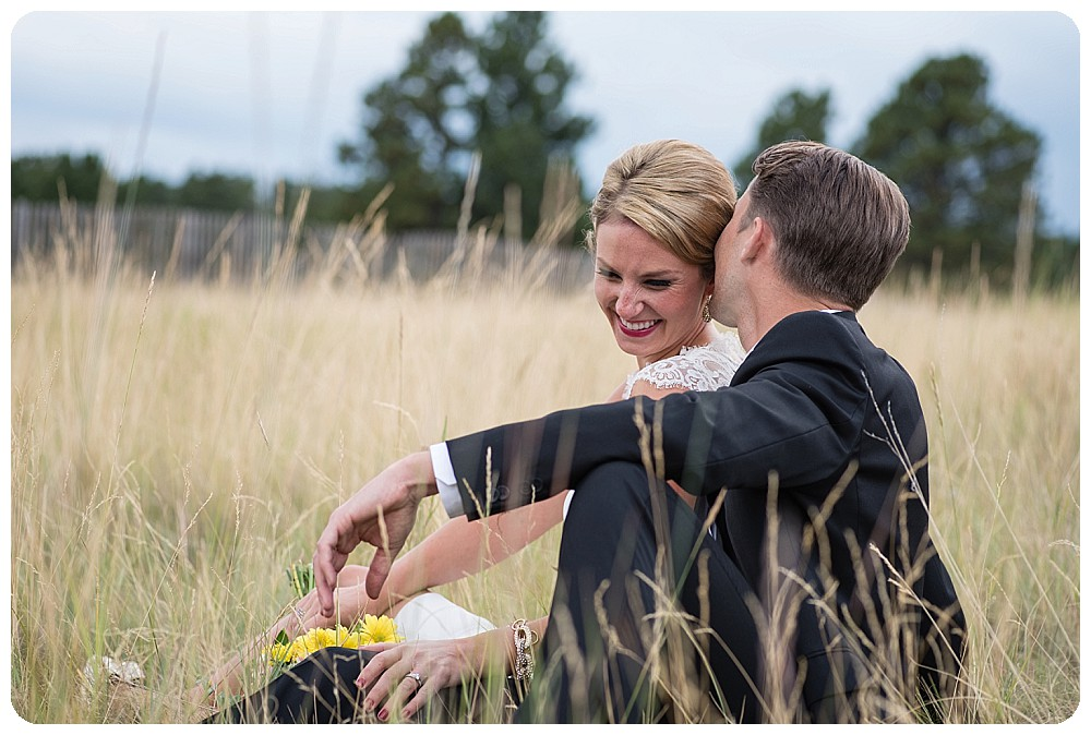 Colorado Mountain Wedding Photos at Elk Meadow in Evergreen