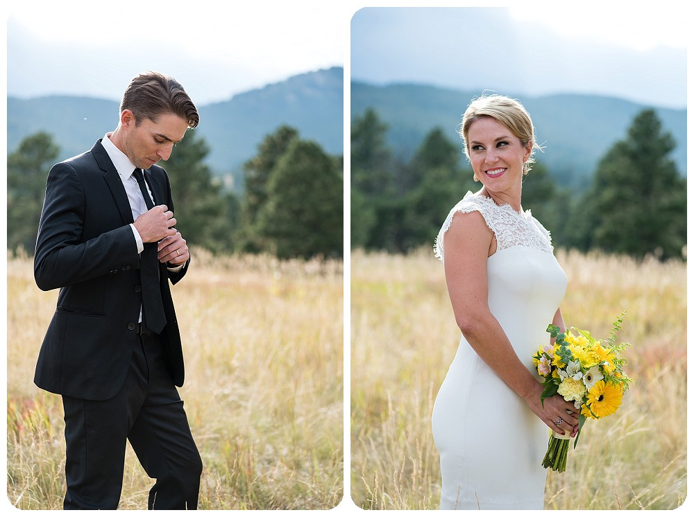 Colorado Mountain Wedding Photos by Rayna McGinnis