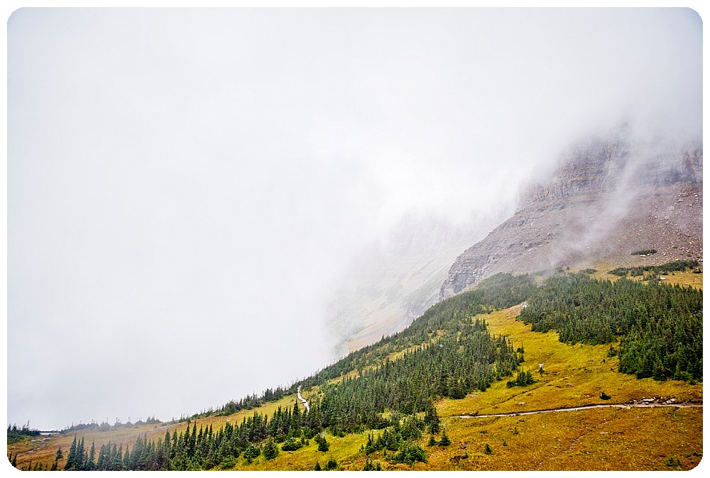 Glacier National Park's Road to the Sun