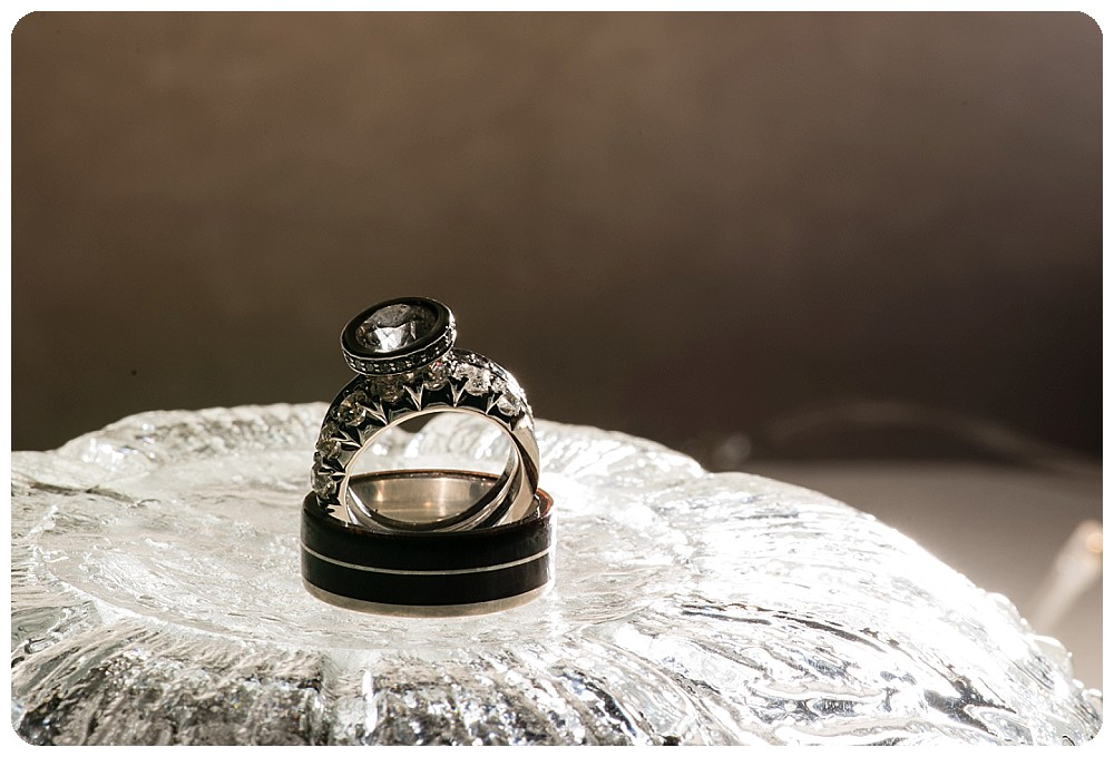 Mount Vernon Country Club Wedding Rings