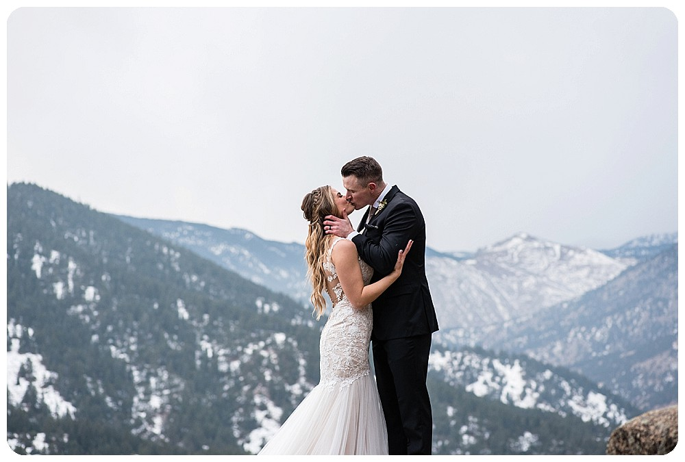 Romantic Colorado Elopement Photography