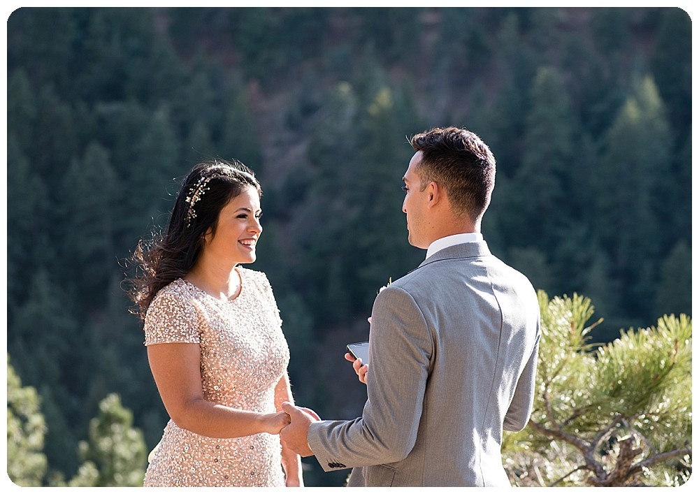 Destination Elopement in Colorado by Rayna McGinnis Photography
