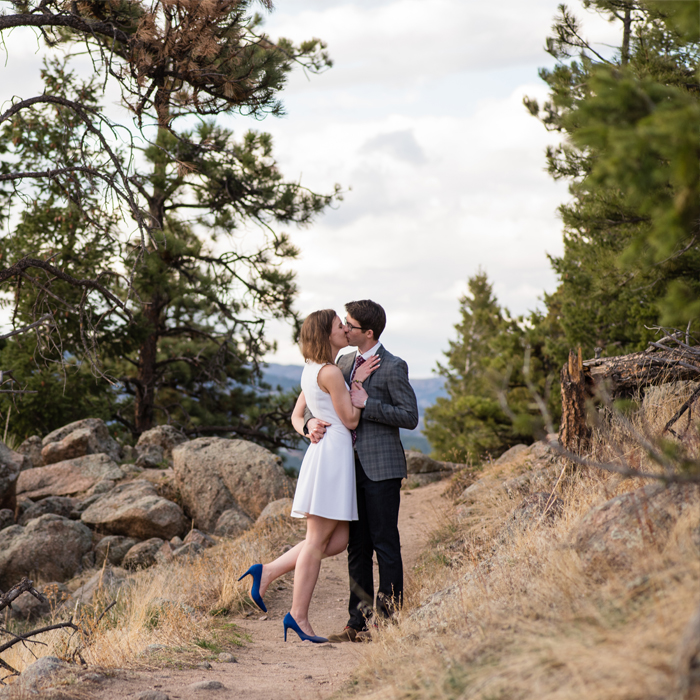 Boulder Colorado Elopement Photographer - Featured Image