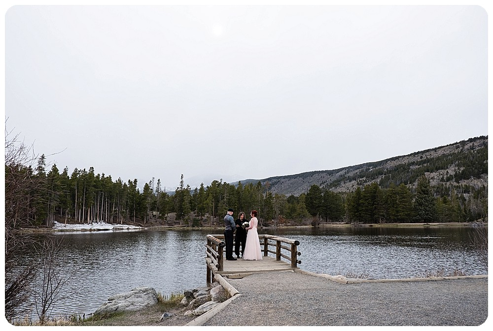 Star Wars Elopement in RMNP