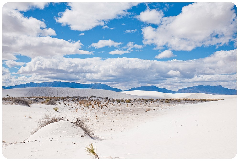 New Mexico Elopement at White Sands