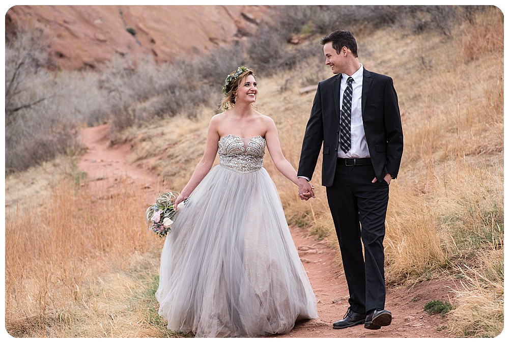 Desert Elopement in Colorado