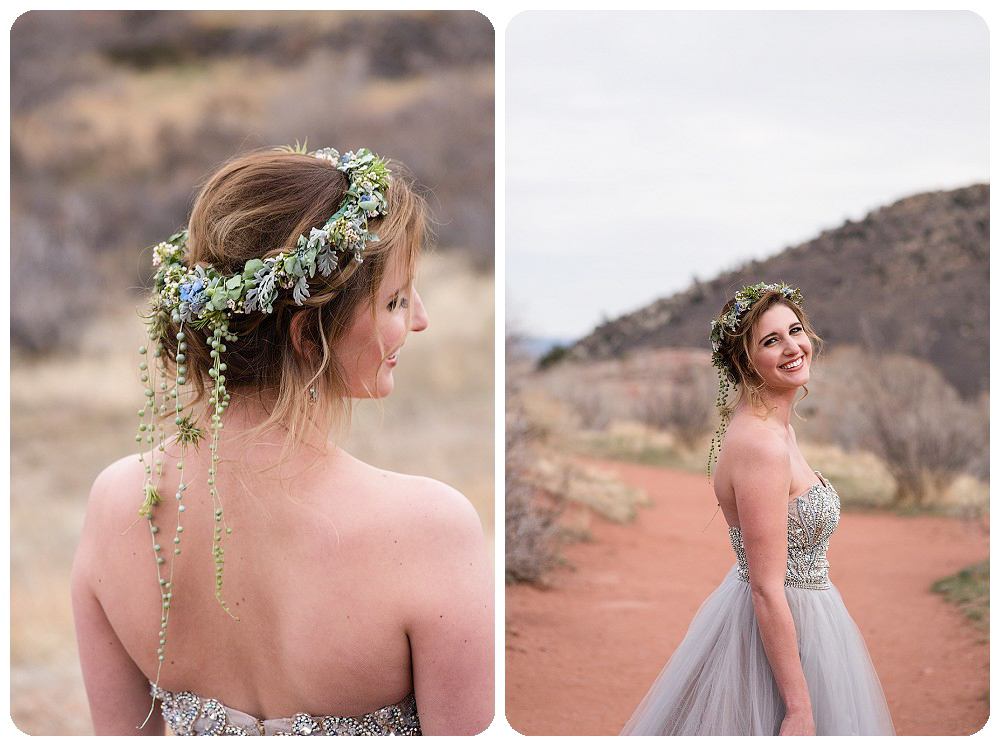 Desert Elopement in Colorado by Rayna McGinnis