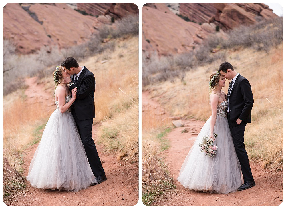 Colorado Desert Elopement by Rayna McGinnis Photography
